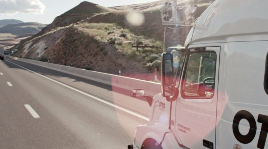 Never Mind Self-Driving Cars; Self Driving Trucks Are the Future