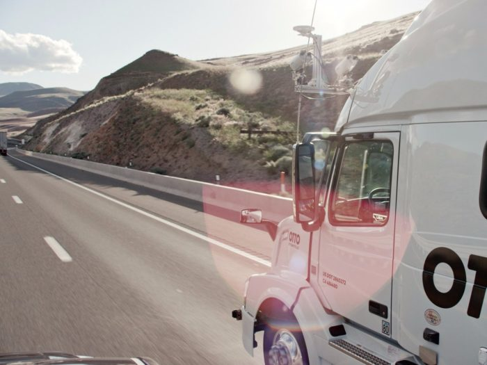 Never Mind Self-Driving Cars; Self-Driving Trucks Are the Future