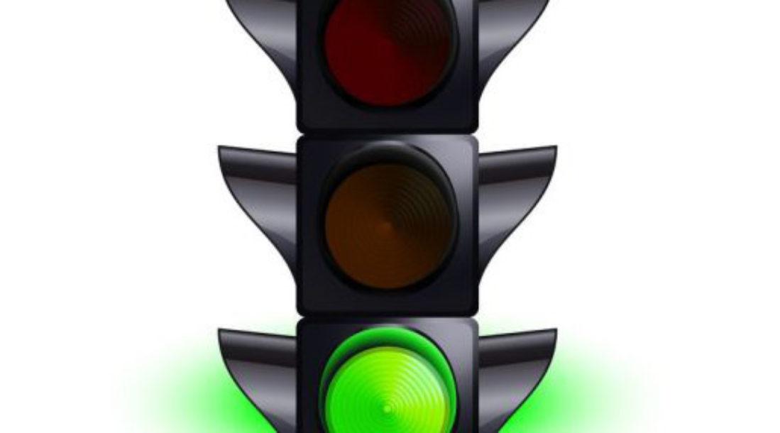 smart stop lights traffic lighs