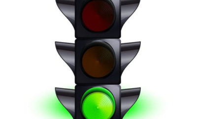 smart stop lights traffic lighs