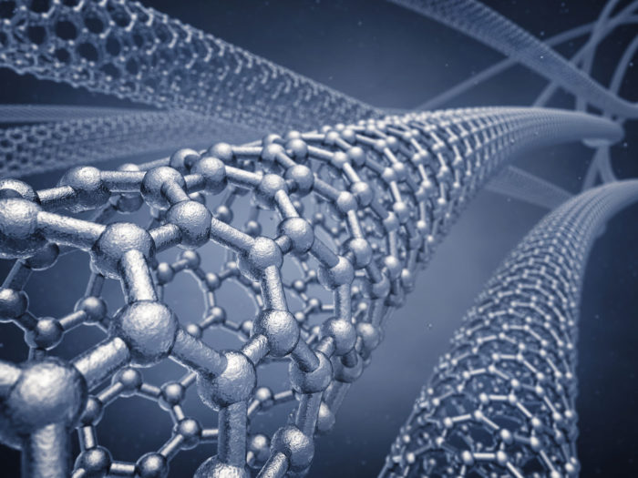 Graphene - Lighter and stronger than steel