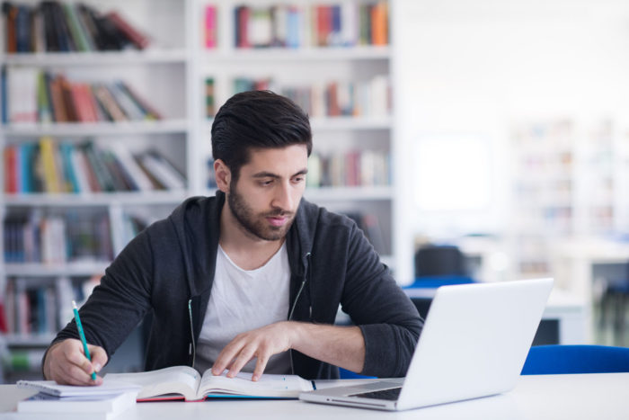 Online tools helping students with coursework