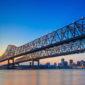 River transportation to alleviate road traffic