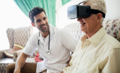 Virtual Reality to help with anxiety and trauma