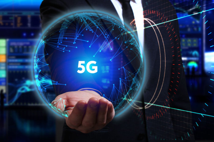 5G - Speed and connecting devices