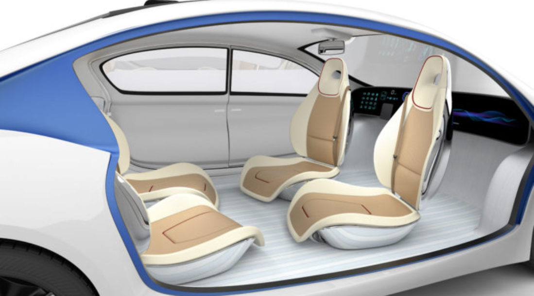 driverless car, the future of transportation