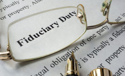 Fiduciary Rule - Law