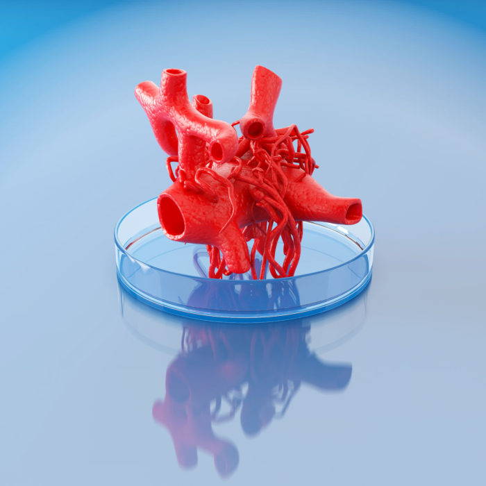 3D printing in the medical industry
