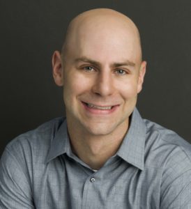 "a photo of Adam Grant (author of Adam Grant, Author of ""Originals:  How Non-Conformists Move the World"") by Lange Studio"