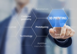 Customization in 3D printing in the medical industry