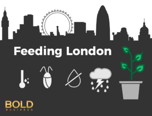 Feeding London - Food and nutrition