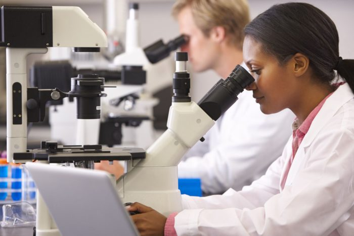 Gender Gap In Science Closes in, Female Scientists