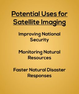 Satellite Imaging Technology Factbox