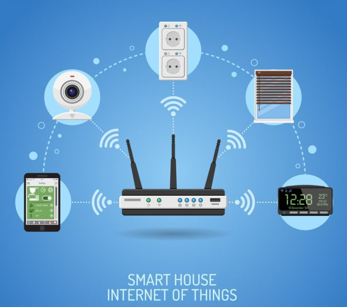 Super router security for home devices