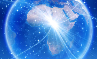 Africa access to the internet