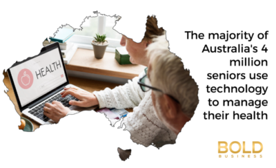 Australia seniors use tech for healthcare