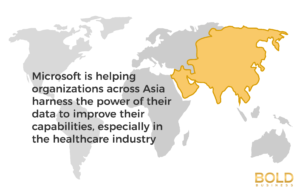 Using big data from Asian businesses