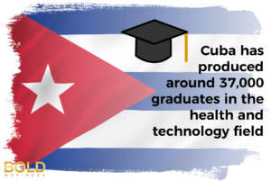 Cuba trains health and science graduates