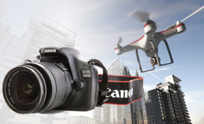 Canon Developing Drones