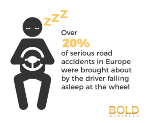 Safety Tech - Sleeping Drivers