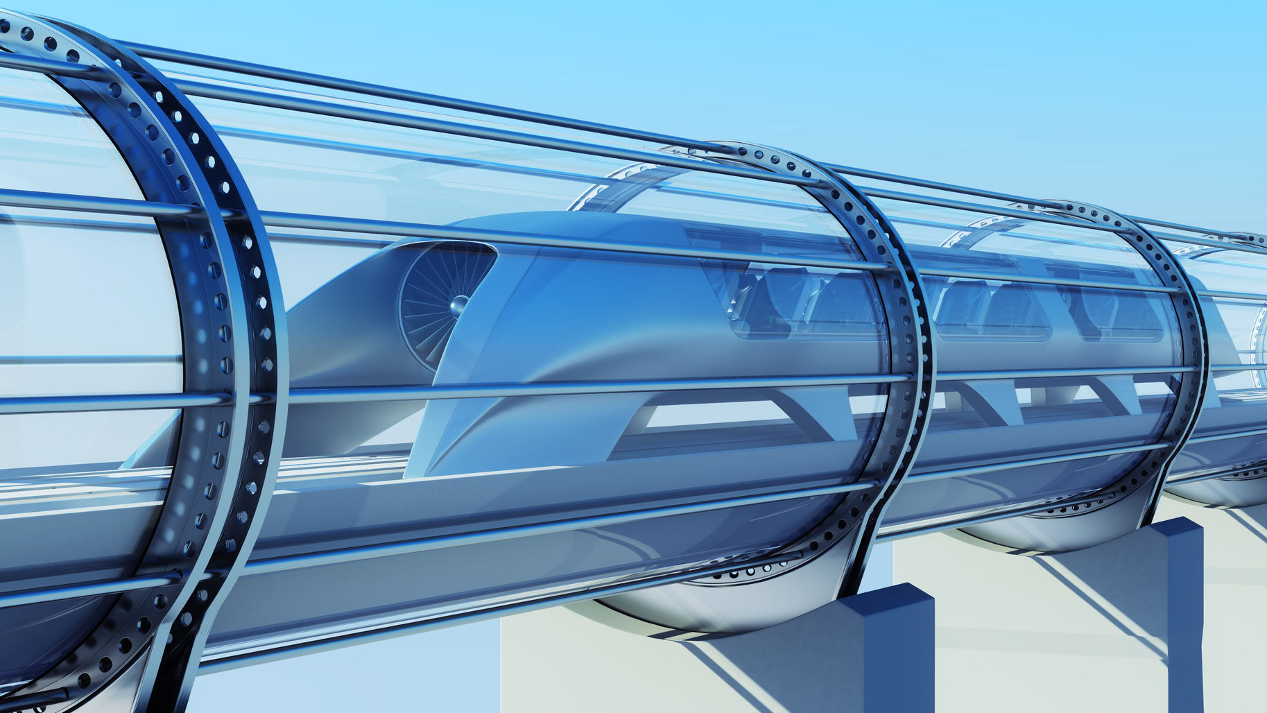 What's Happening With Hyperloop? - Bold Business