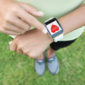 Smart watch for glucose monitoring