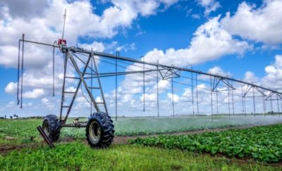 Efficient farming using agri tech