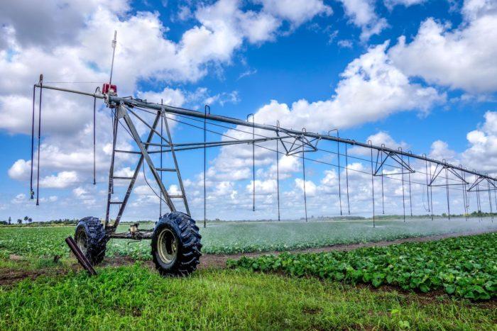 Efficient farming using agri tech