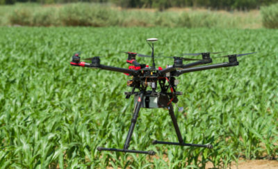 Agricultural technology – drones