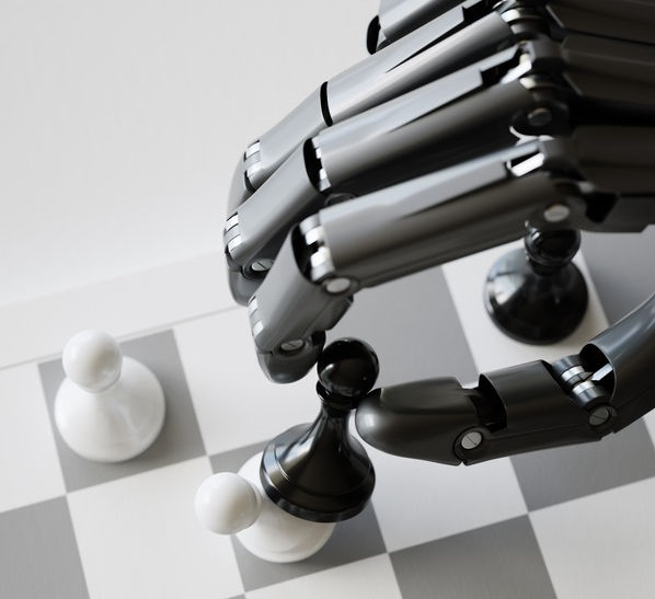 AI advancing against humans - Deepmind AlphaGo