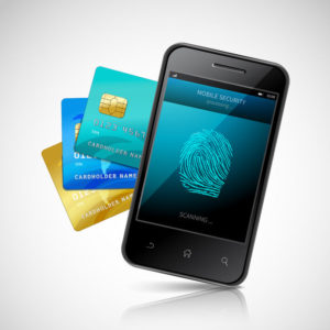 Biometric payments to combat online bank fraud