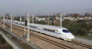 China infrastructure takes off