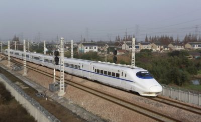 China Railway – Infrastructure