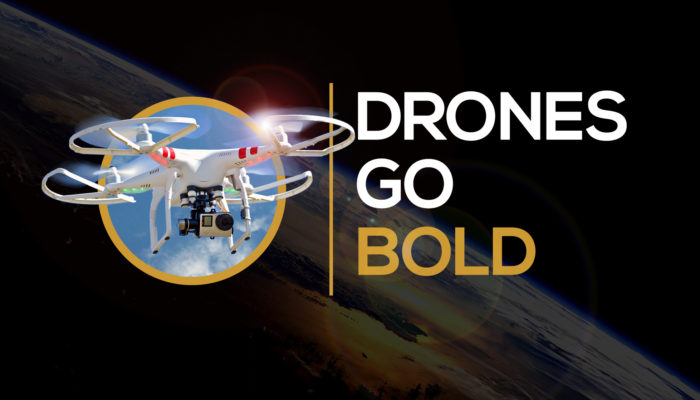 Drones Go Bold - Conference