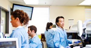 Technology training for healthcare workers
