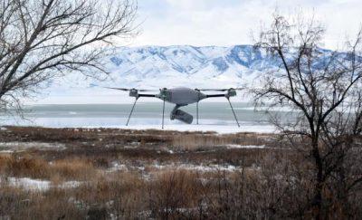 New Lockheed Martin - Indago 3 Drone