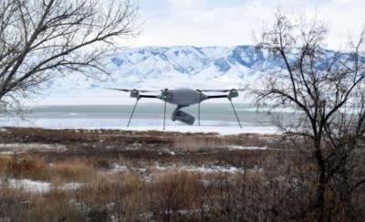 Indago 3 – Lockheed Martin Drone