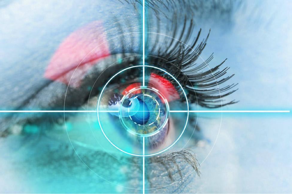 Bionic Eye can help people see.