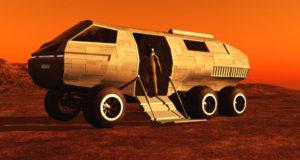 The 'Batmobile' Help Win NASA The Space Race To Mars