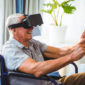 Virtual Reality Helps Relieve Pain