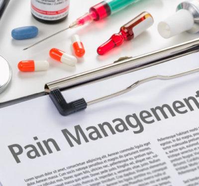 Opioids Epidemic - Pain Management