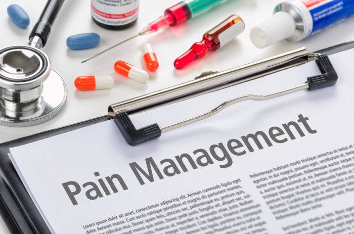 Opioids Epidemic - Pain Management