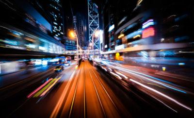 Transportation Trends – cityscape