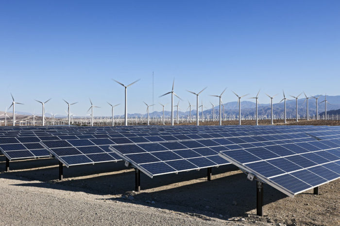 Utility-scale Renewable Energy Gains Traction In The US