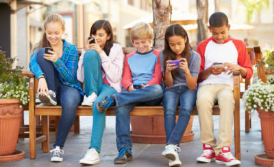 Youth using more digital tech