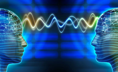 image of beta brain waves