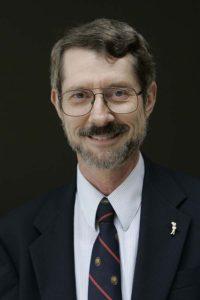 Portrait of Bob Poole