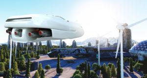 Uber develops flying cars