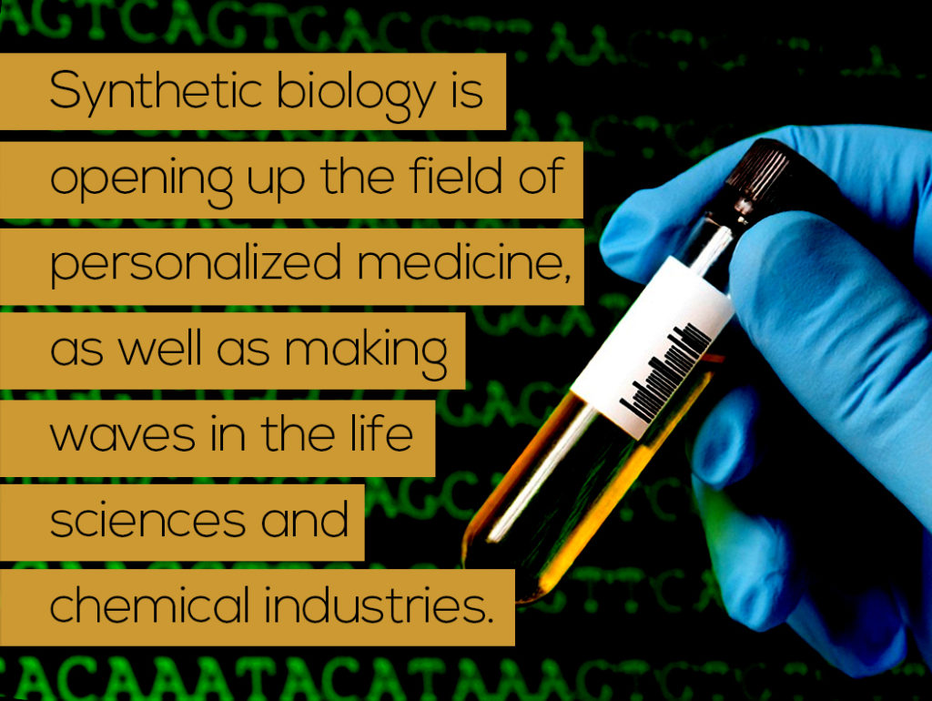 Synthetic biology - Advancements in medicine