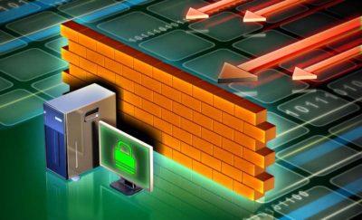 cyber wall